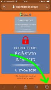 Buoni Spesa Solidarietà - Comune di Verona